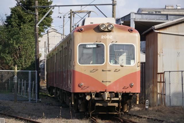 銚子電鉄仲ノ町駅&車庫3