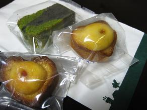 Potagerの焼き菓子