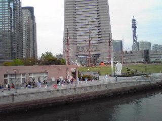 ヨコハマ大道芸2012・日本丸パーク