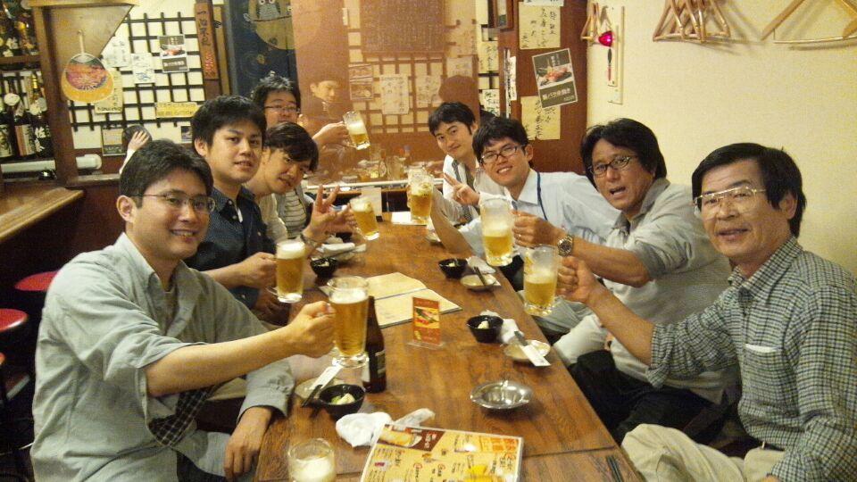 0511 寺漢新人歓迎会