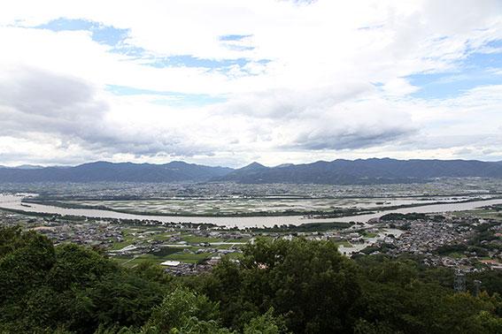 台風11号と吉野川-4♪