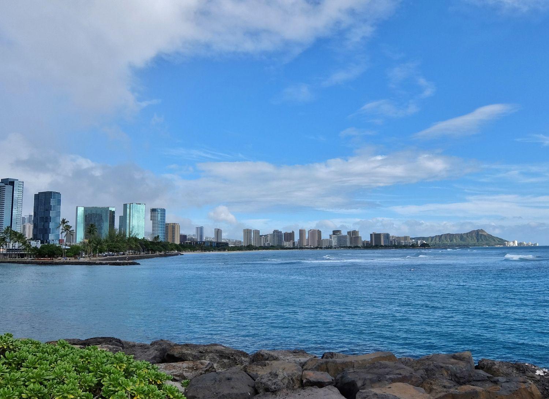 ハワイ インスタ カカアコ ウォーターフロント パーク スポット Kakaako Waterfront Park