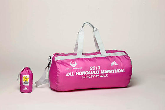 ホノルルマラソン 無料 レスポ プレゼント シューズ ケース バッグ かばん ボストン