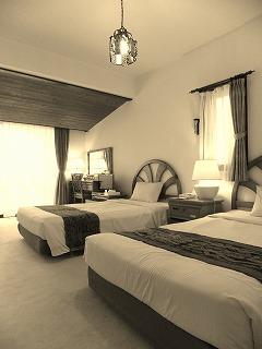 館山のホテル
