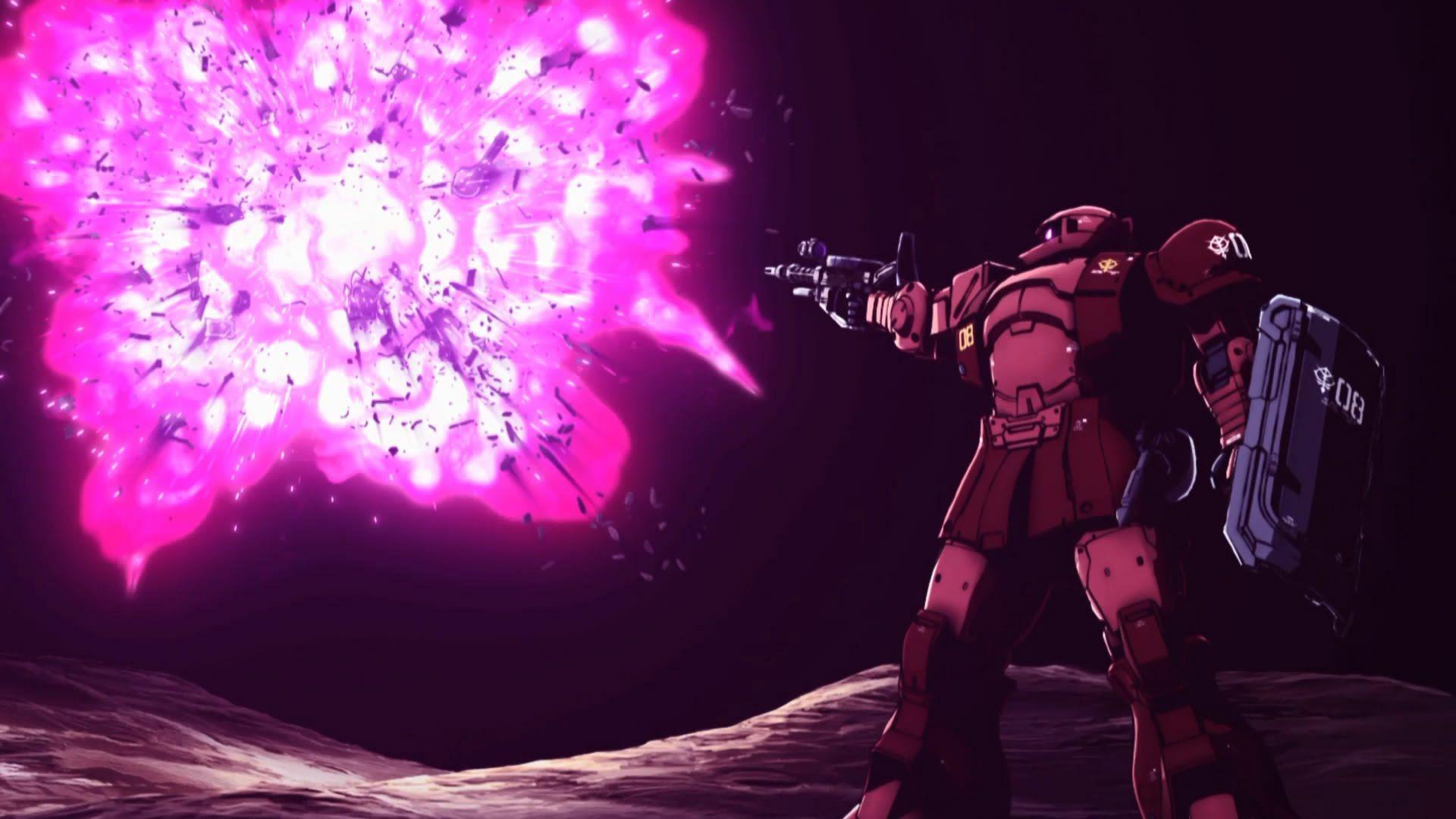 機動戦士ガンダム The Origin 第4話 運命の前夜 冒頭10分映像公開 ステイメンの 徒然なるままに 楽天ブログ
