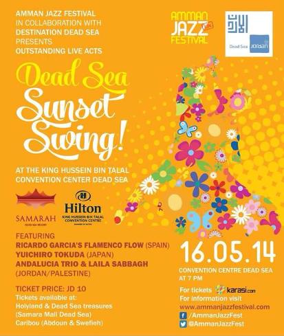 Dead sea gig
