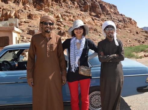 Khaled と Ali と