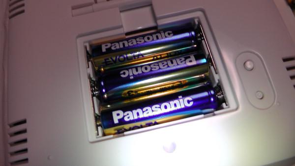 パナソニック エボルタ電池