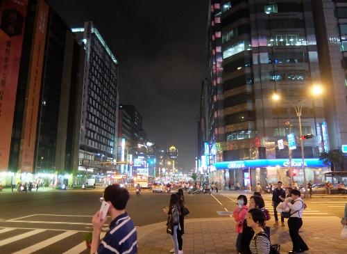 台湾 台北 松江路
