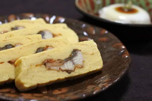 じーまーみ豆腐と、う巻き