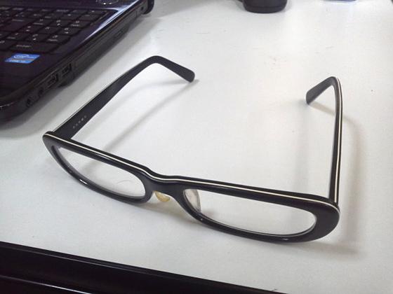 白山眼鏡で買った理想の眼鏡