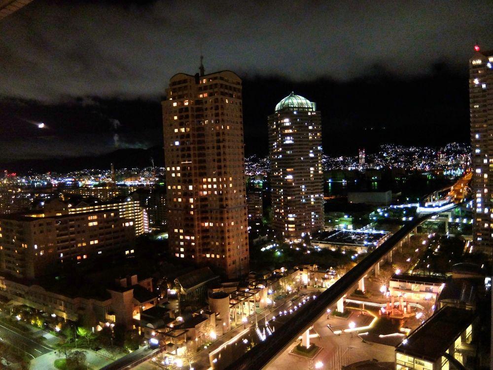 神戸ベイシェラトンホテル&タワーズ クラブラウンジ レポ ブログ