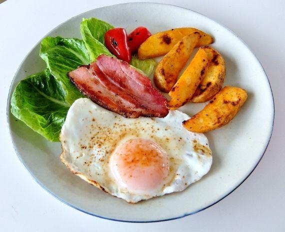 #コストコ コストコで買ったベーコン 評価 レポ White Smoke Bacon 997円 The Better Table社の スモークベーコン テキサス ブログ