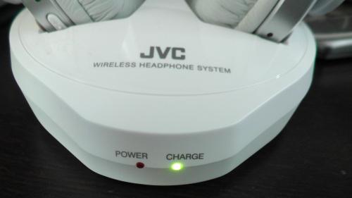 JVCワイヤレスヘッドホンシステムHA-WD50