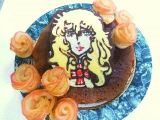 オルカルのケーキ