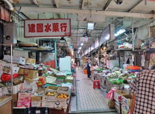 四平街陽光商圏 台北 市場