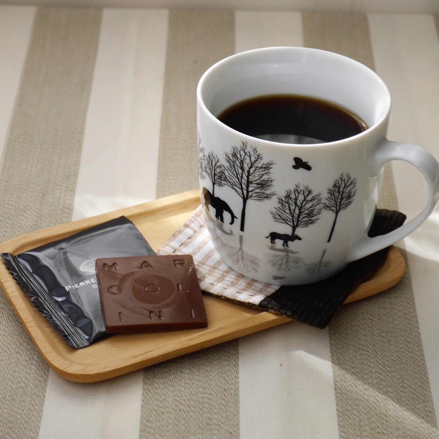 dell座談会_チョコレート&コーヒー