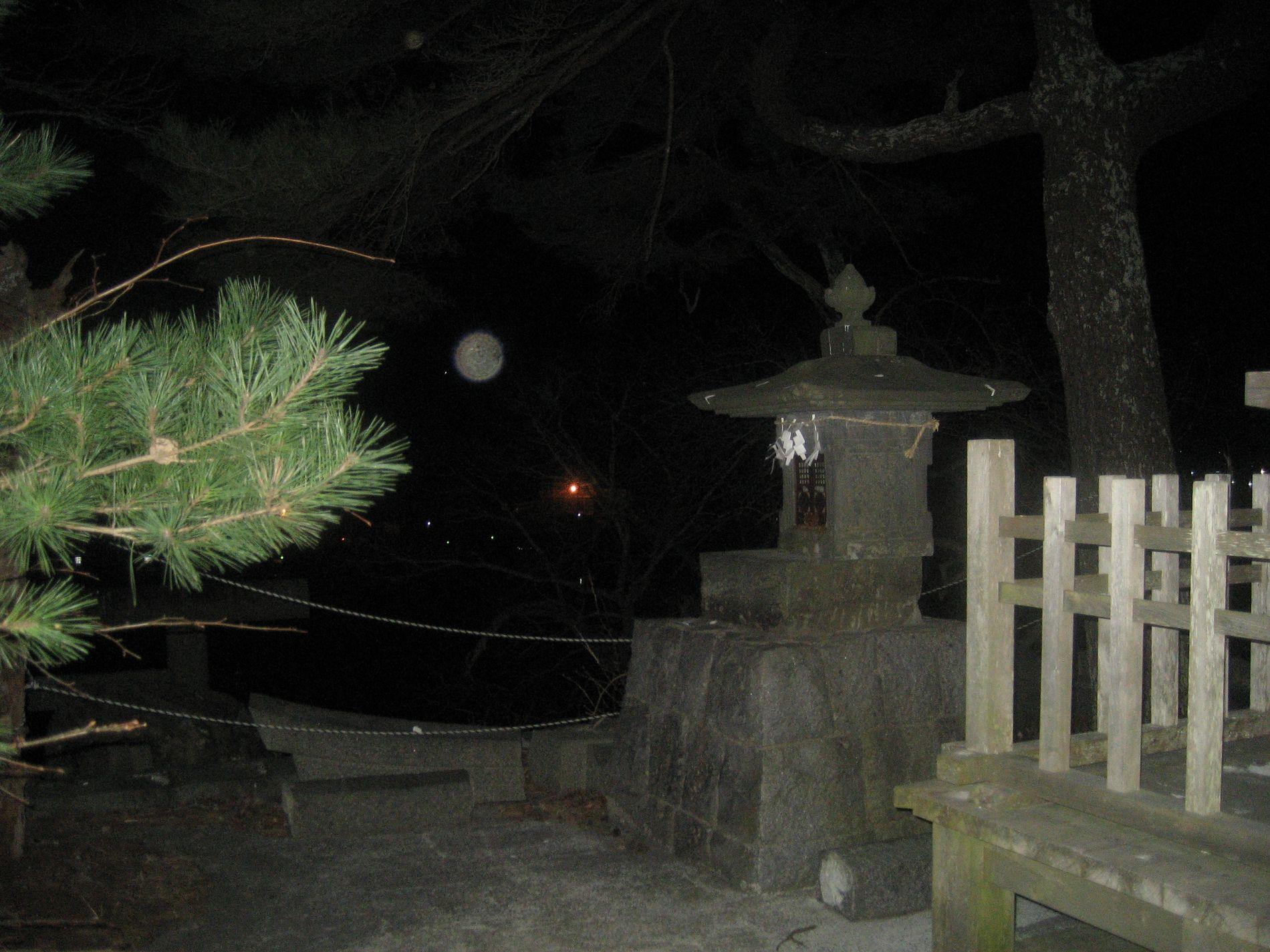 五十鈴神社 たまゆら