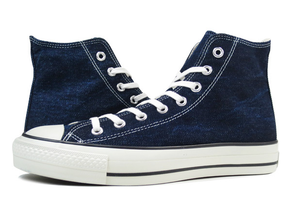 ◇大定番モデル◇CONVERSE ALL STAR J コンバース オールスター J DENIM HI デニム HI INDIGO 32068956   MADE IN JAPAN   6a741ada13031