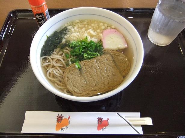 かどや@食のひろば・宇和島のじゃこ天そば1