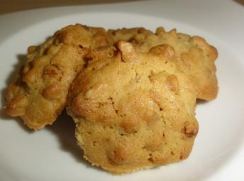 キャラメルチョコチップクッキー