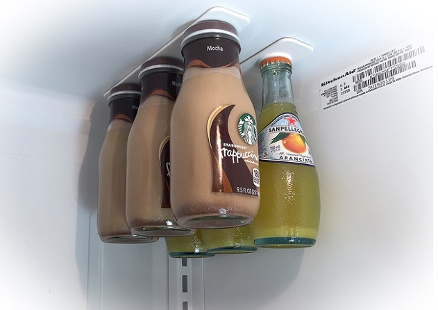 Magnetic Bottle Hanger