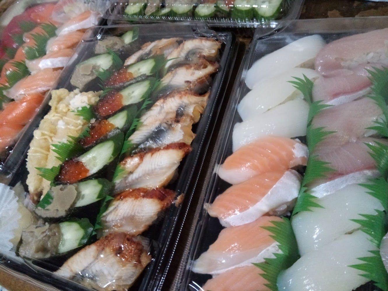 お 持ち帰り 寿司 かっぱ