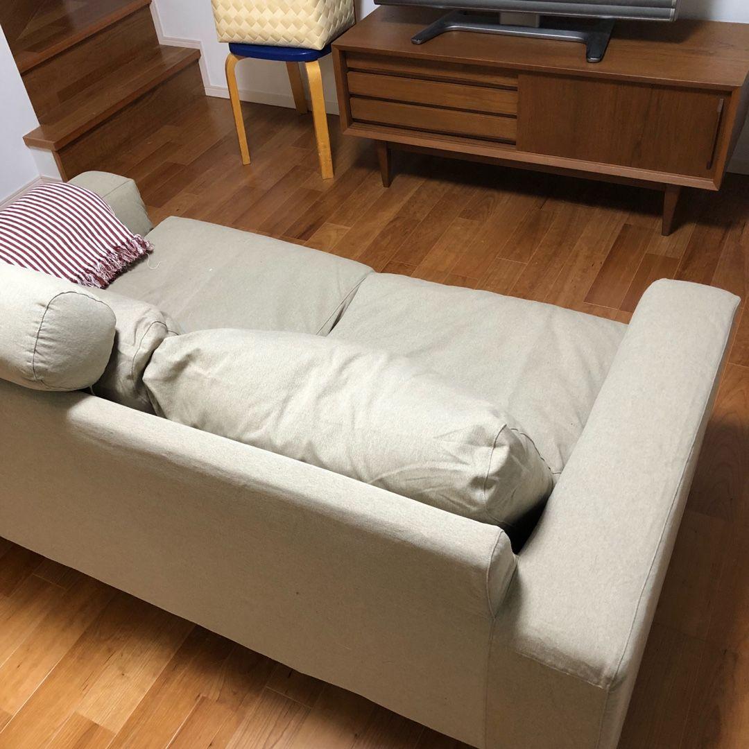 良品 ソファー カバー 無印 無印良品:廃番ソファの替えカバーを購入する方法!