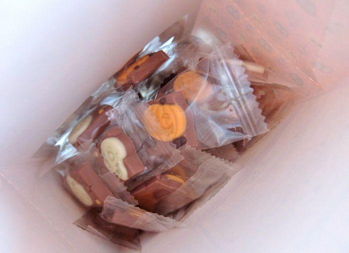 コストコ ハロウィン ハロウィーン チョコレート ベルファイン