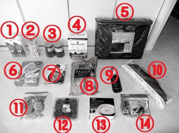 コストコ 戦利品 買い物 商品 行 レポ ブログ