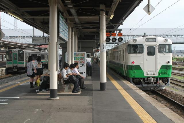 石巻線直通 古川行き キハ403