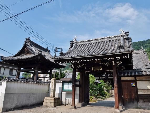 鞆の浦 寺 神 社 妙蓮寺
