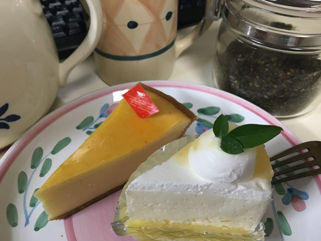 小田原ケーキ フロマージュ