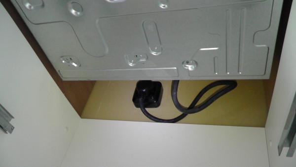 IHコンロ(IHクッキングヒーター)のコンセント 露出型コンセントWK36301B