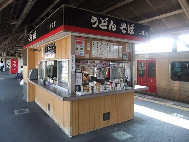 中央軒@JR鳥栖駅5・6番ホーム