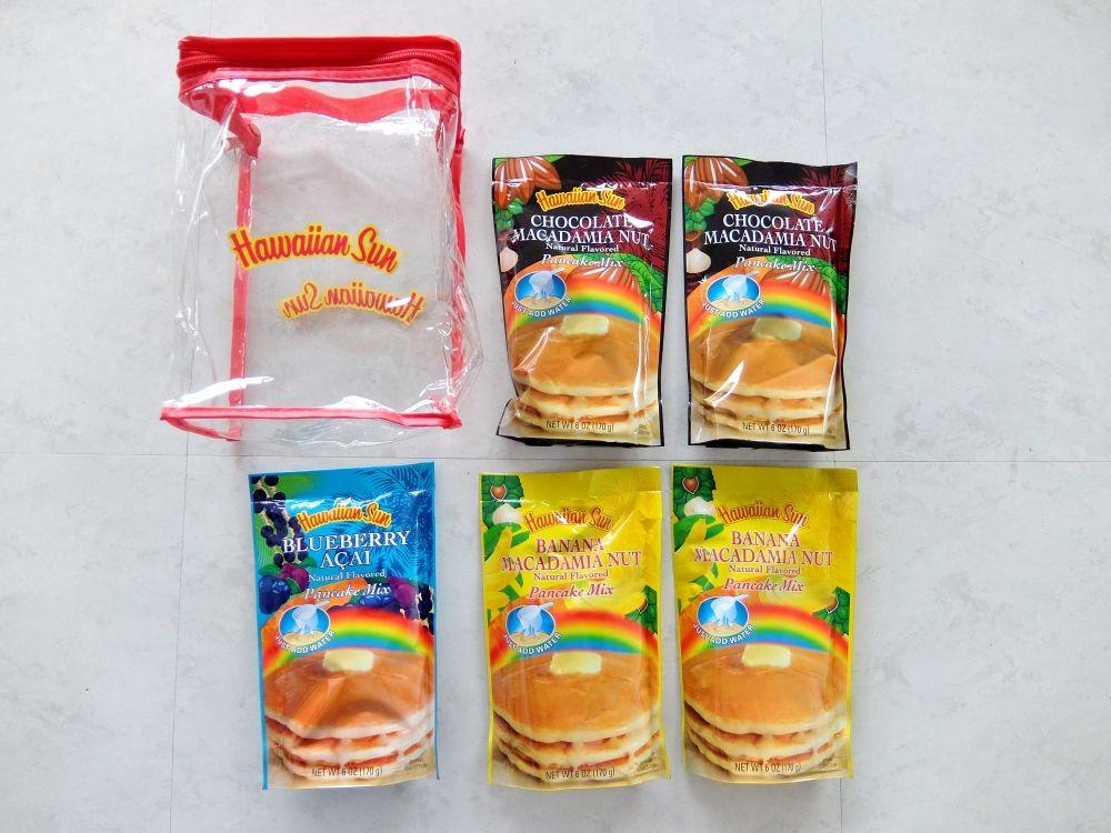 コストコ レポ ブログ ハワイ パンケーキ ハワイアンサン 土産