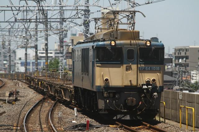 EF64 1016 愛知から 関東 鹿島貨物へ