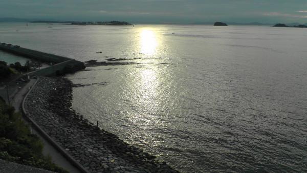 羽豆岬からの眺め