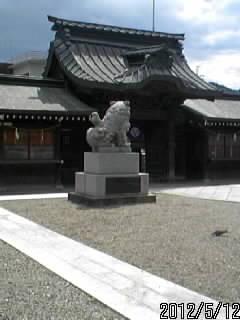 今宮神社の狛犬3