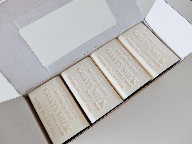 コストコ 石鹸 オーストラリアン ボタニカル バーソープ 円 ヤギミルク Soap