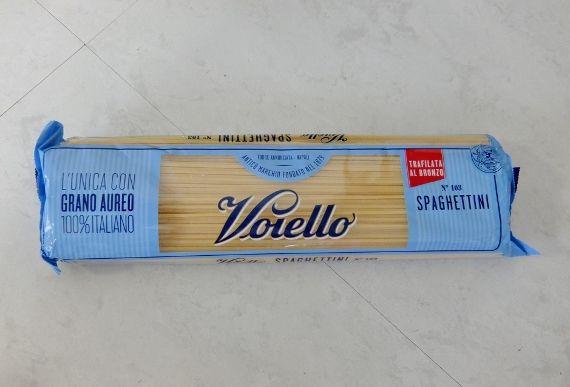 コストコ Spaghettini 500g 98円也 パスタ スパゲッティー