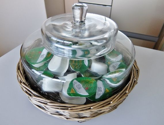コストコ ネスレ 贅沢抹茶 11G×32 988円也 緑茶飲料 ポーション
