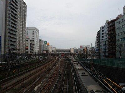 東神奈川~横浜2013年8月・2