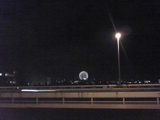 綱島から花火2012年8月・3
