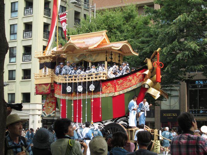 パワースポット 京都 祇園祭 山鉾5