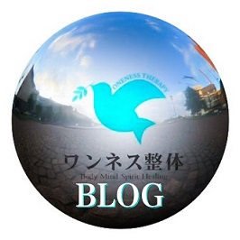 ワンネス整体 blog Home Top 2015.01.28