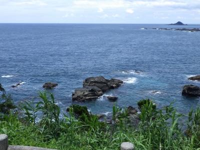 南紀旅行2015年6月上旬7 熊野枯木灘県立自然公園