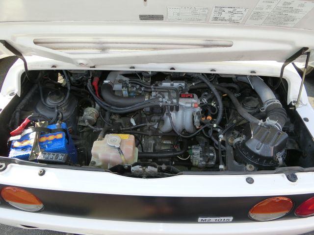 AZ1 車検 F6A  修理 レイズ エンジン 載せ替え