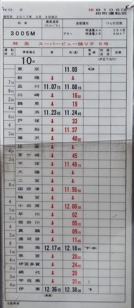 あずさ 時刻 表