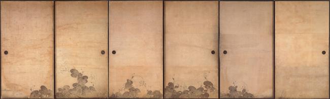 20170226-秋海棠図襖絵.jpg